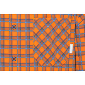 Columbia Triple Canyon LS Shirt Men heatwave plaid